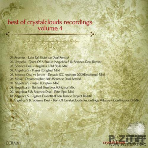 Best Of Crystalclouds Recordings, Vol. 4 (2019)