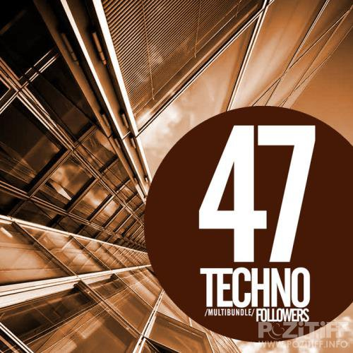 MULTIBUNDLE: 47 Techno Followers Multibundle (2019)