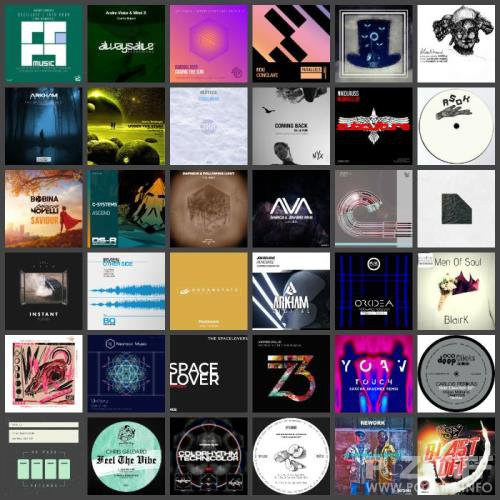Beatport Music Releases Pack 760 (2019)