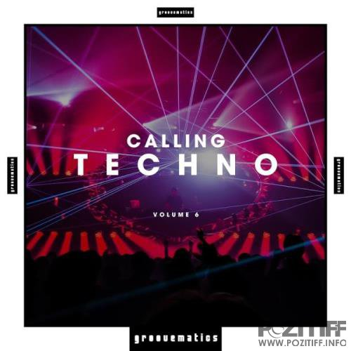 Calling Techno!, Vol. 6 (2019)