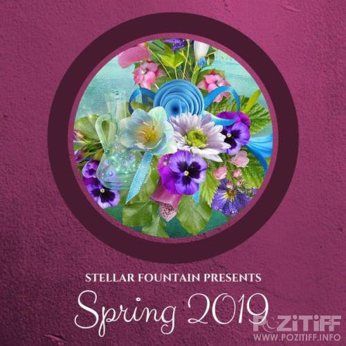 Stellar Fountain Presents : Spring 2019 (2019)