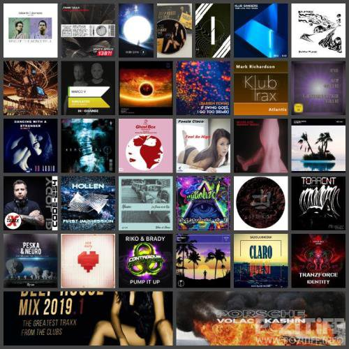 Beatport Music Releases Pack 810 (2019)
