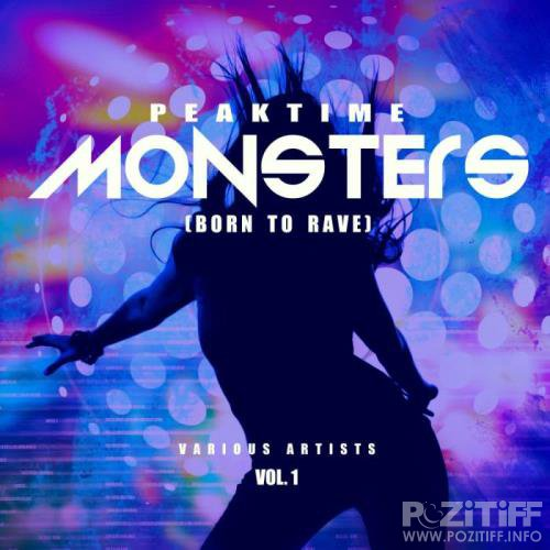 Urban Gorillaz: Peaktime Monsters, Vol. 1 (Born To Rave) (2019)