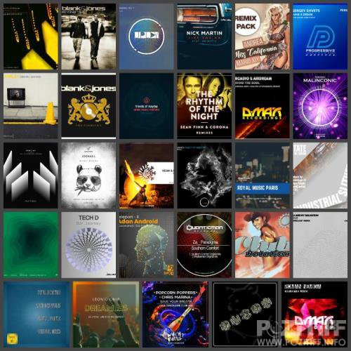 Beatport Music Releases Pack 816 (2019)