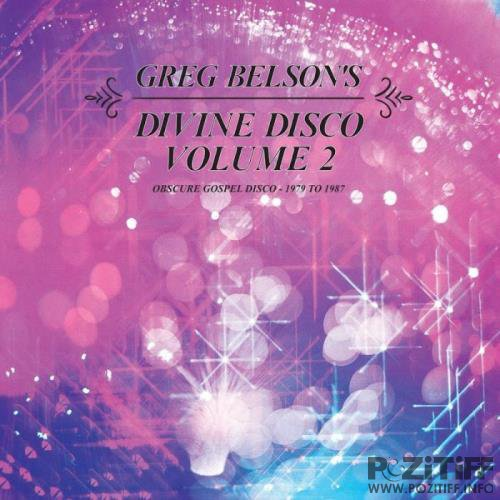 Greg Belson's Divine Disco, Vol. 2 (2019)