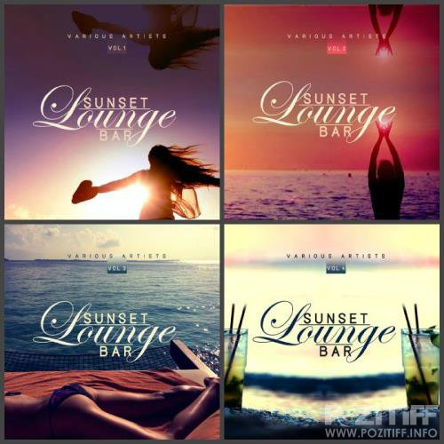 Sunset Lounge Bar: Collection, Vol. 1-4 (2019) FLAC