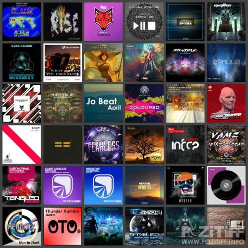 Fresh Trance Releases 165 (2019)