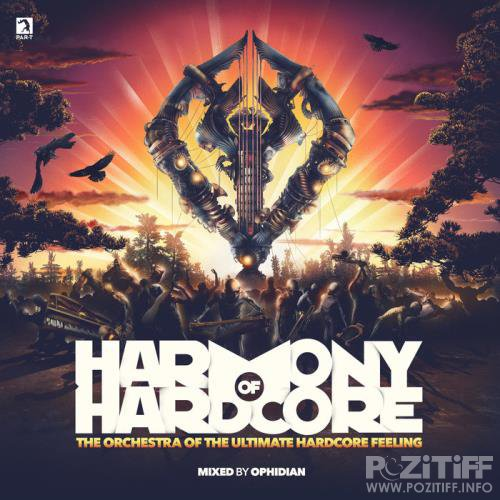 Derailed Traxx Holland - Harmony of Hardcore 2019 (2019)