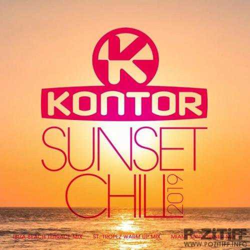 Ibiza Beach, St. Tropez, Miami - Kontor Sunset Chill 2019 (2019) FLAC