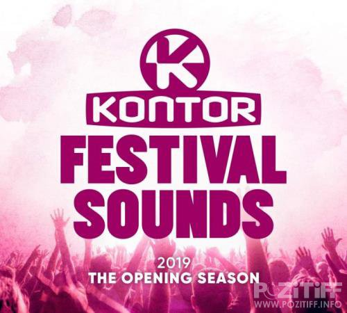 Kontor Festival Sounds 2019: The Opening Season (2019) FLAC
