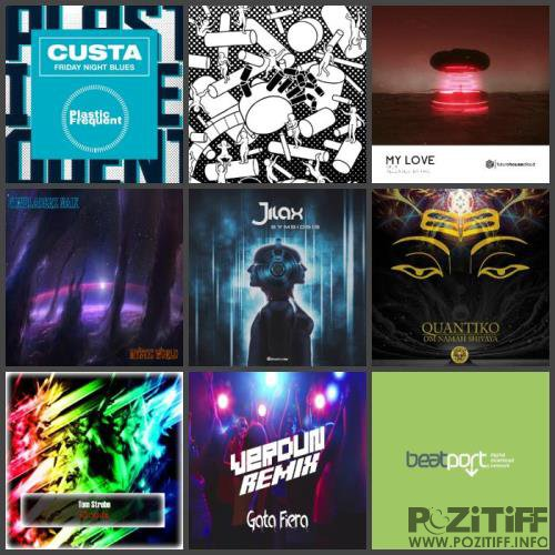 Beatport Music Releases Pack 1123 (2019)