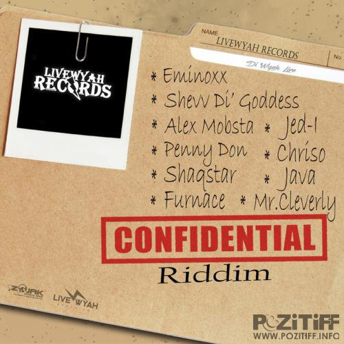 Confidential Riddim (2019)