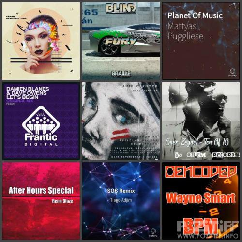 Beatport Music Releases Pack 1143 (2019)
