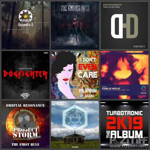 Beatport Music Releases Pack 1144 (2019)