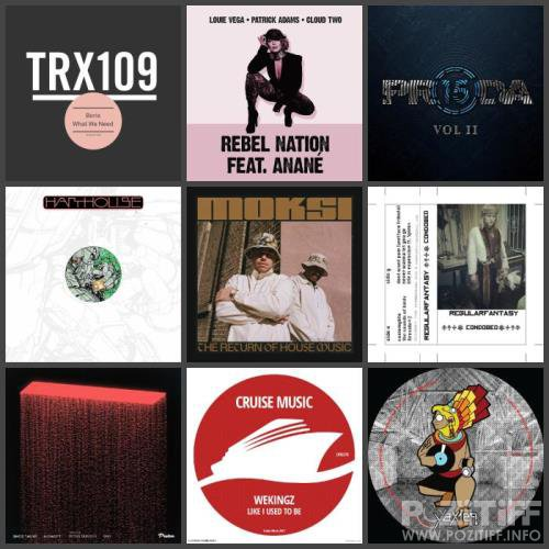 Beatport Music Releases Pack 1180 (2019)