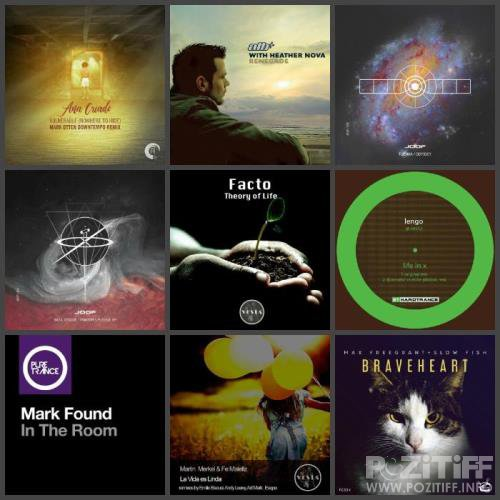 Flac Music Collection Pack 022 - Trance, House, Techno (2019)