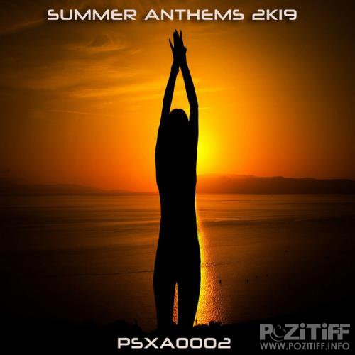 Poolside X - Summer Anthems 2k19 (2019)