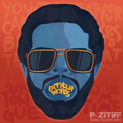 Roger Mooking - Eat Your Words (2019)