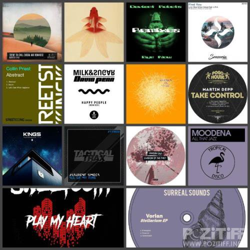 Beatport Music Releases Pack 1218 (2019)