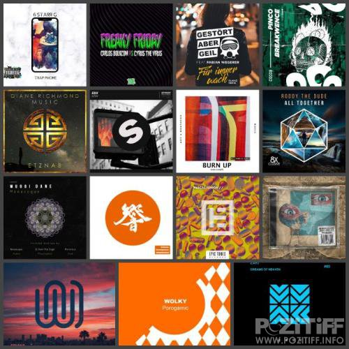 Beatport Music Releases Pack 1224 (2019)