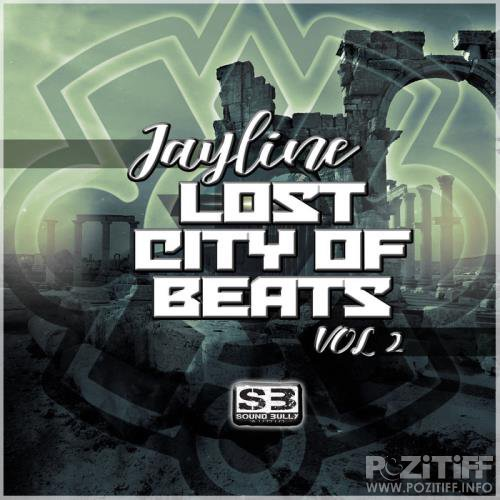 Jayline - The Lost City Of Beats Vol 2 (2019)