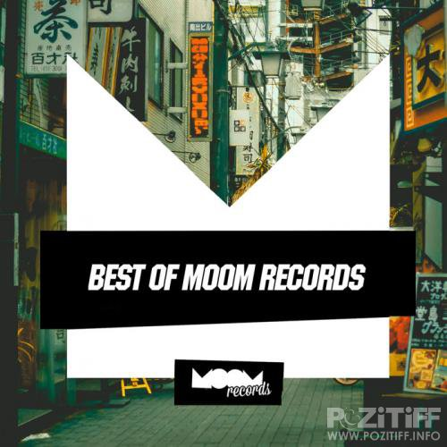 The Best of Moom Records, Pt. 2 (2019)