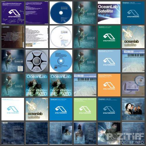 Above & Beyond pres. OceanLab (34 Releases) - 2002-2019 (2019) FLAC
