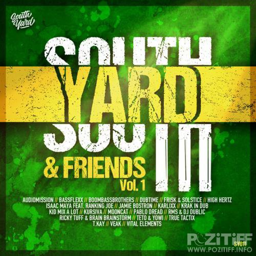 South Yard & Firends Vol 1 (2019)
