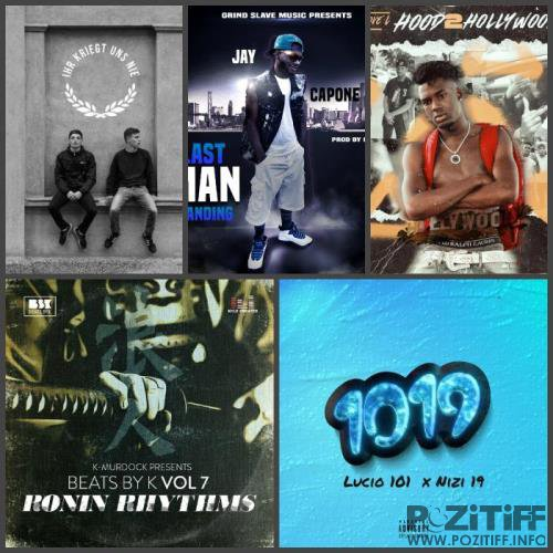 Rap Music Collection Pack 116 (2019)