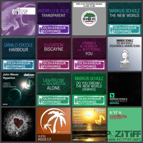 Flac Music Collection Pack 026 - Trance, House (2019)