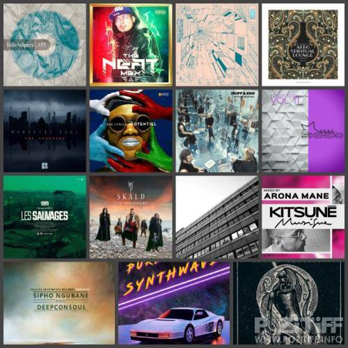 Electronic, Rap, Indie, R&B & Dance Music Collection Pack (2019-10-01)