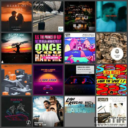 Beatport Music Releases Pack 1381 (2019)
