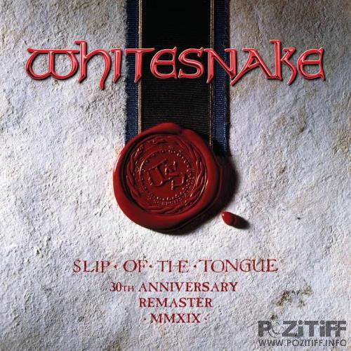 Whitesnake - Slip Of The Tongue (Super Deluxe Edition) (2019)