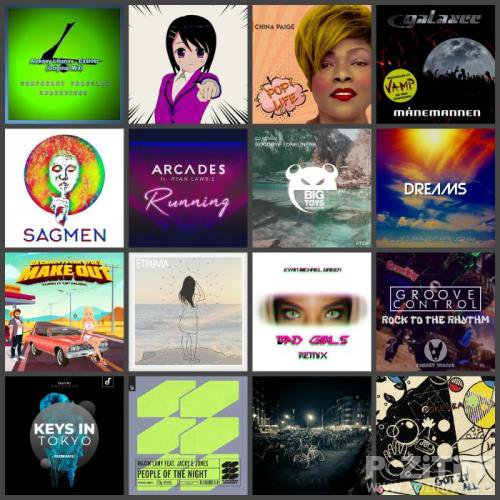 Beatport Music Releases Pack 1382 (2019)