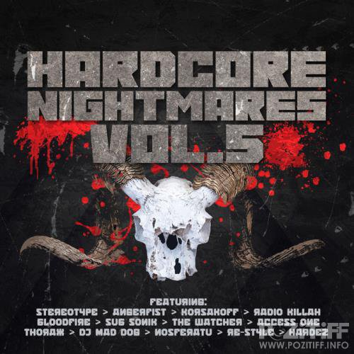 Hardcore Nightmares, Vol. 5 (2019)