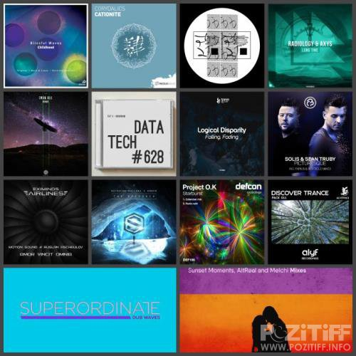 Beatport Music Releases Pack 1388 (2019)