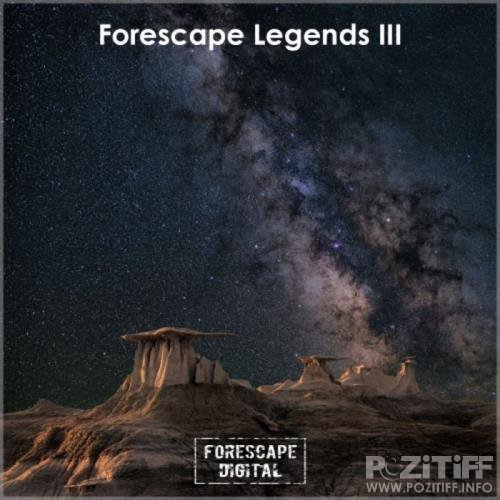 Forescape Legends III (2019)