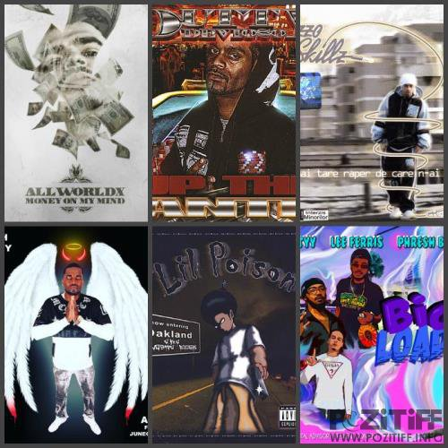 Rap Music Collection Pack 122 (2019)