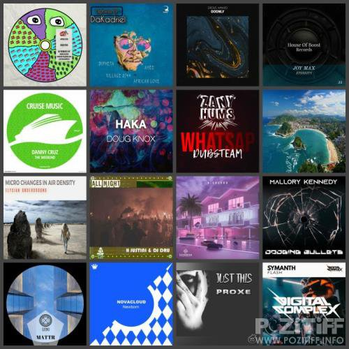 Beatport Music Releases Pack 1394 (2019)