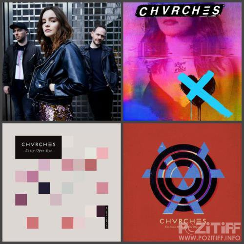 HVRCHES - Discography (Studio Albums) (2013-2018) (2019) FLAC