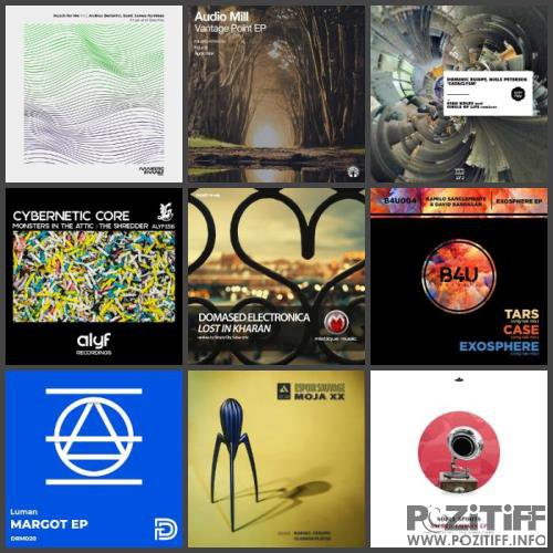 Beatport Music Releases Pack 1412 (2019)