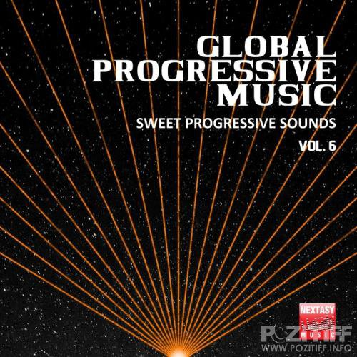 Global Progressive Music, Vol. 6 (Sweet Progressive Sounds) (2019)