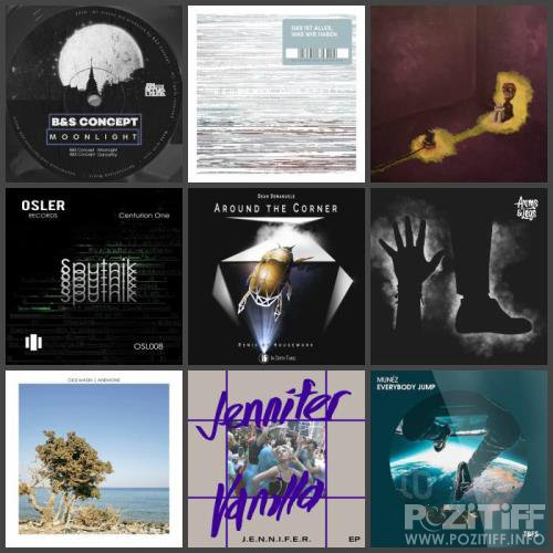 Beatport Music Releases Pack 1430 (2019)