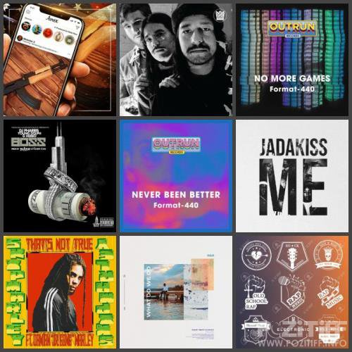 Rap Music Collection Pack 127 (2019)