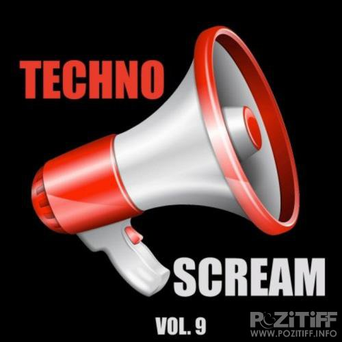 Techno Scream, Vol. 9 (2019)
