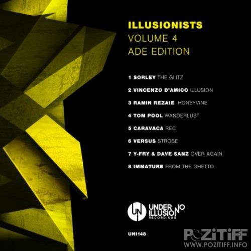 Illusionists, Vol. 4 (Ade Edition) (2019)