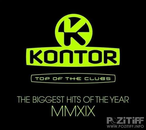 Kontor Top Of The Clubs The Biggest Hits Of The Year Mmxix (2019)