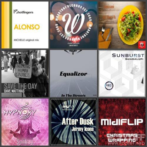 Beatport Music Releases Pack 1512 (2019)