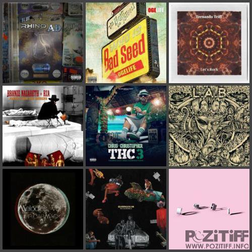 Rap Music Collection Pack 147 (2019)