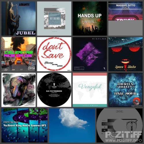 Beatport Music Releases Pack 1535 (2019)